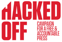 hacked off logo Leveson Report: Should we ignore Lorrsine Kelly and back the Hacked Off campaign?