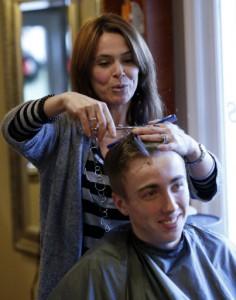 hair adam lanza 236x300 Sandy Hook Massacre: Adam Lanzas hairdresser wishes hed have killed the boy