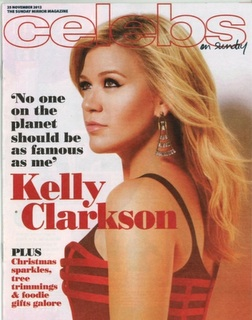 kelly clarkson daily mirror Kelly Clarkson is not as arrogant and nuts as the Sunday Mirror suggests she is