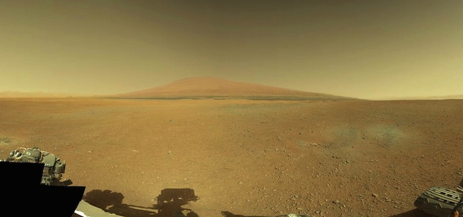 mars The most dramatic news photos of 2012