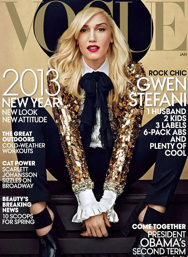 vogue gwen stafani Vogue loses Gwen Stefanis head in photoshop horror