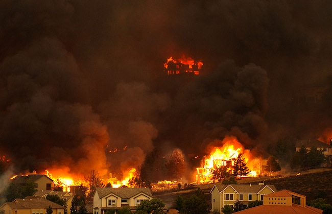 waldo canyon The most dramatic news photos of 2012