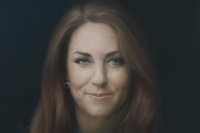 Duchess Cambridge The Mona Kate: Catherine Duchess of Cambridges first portrait