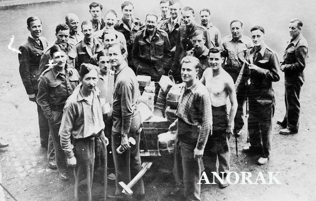 PA 11755436 1 In photos: Allied Prisoners of World War 2