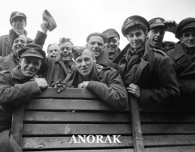 PA 11838799 In photos: Allied Prisoners of World War 2