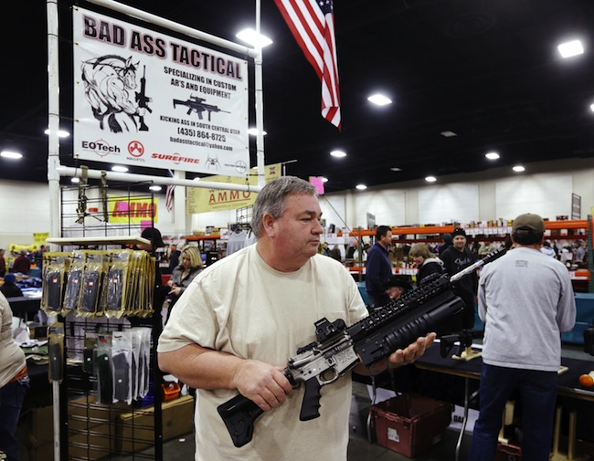 PA 15478144 1 The Rocky Mountain Gun Show and Second Amendment fan clubs (photos)