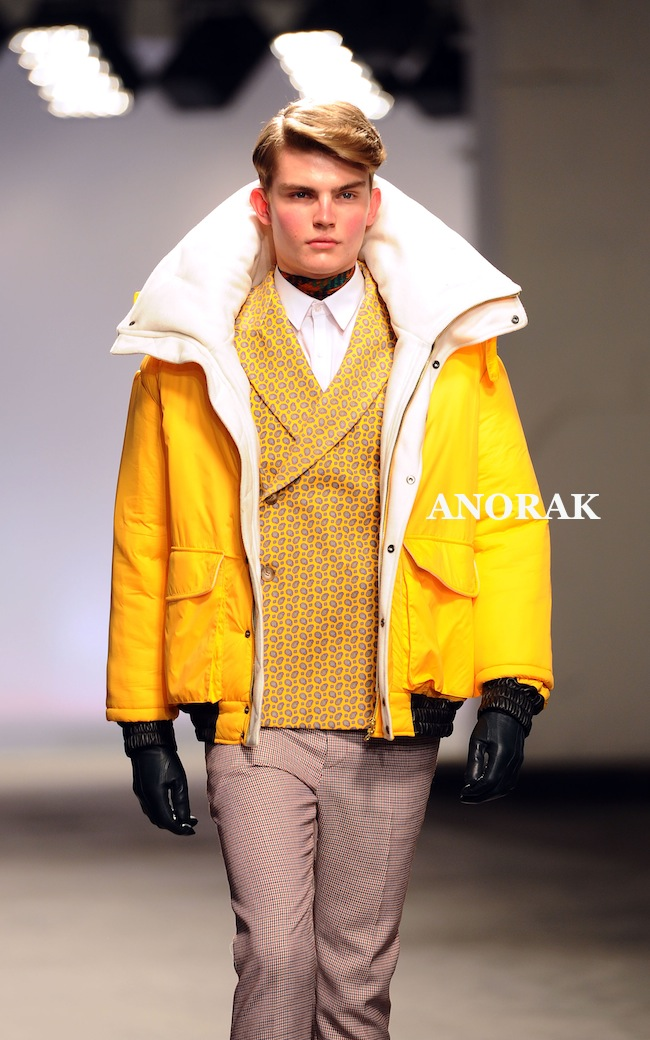 PA 15483731 The pick of British Fashion Councils London Collections 2013: Men