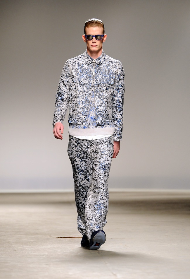 PA 15484284 The pick of British Fashion Councils London Collections 2013: Men