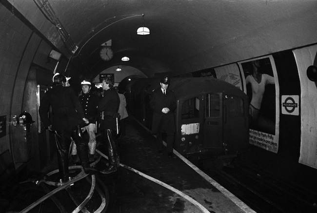 PA 15494289 The London Underground at 150   The Tubes history in photos