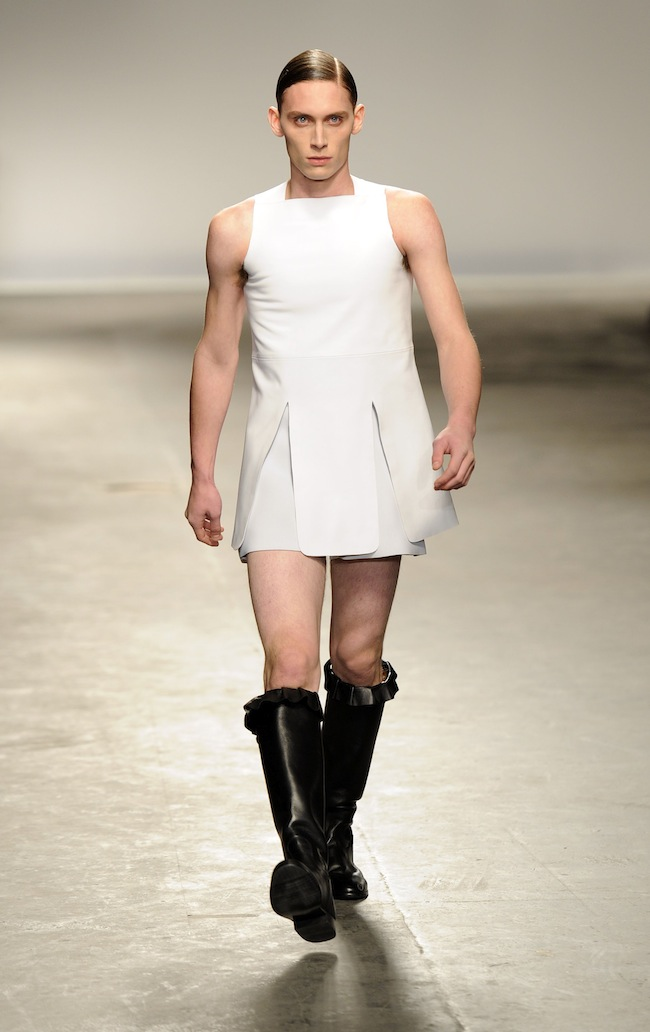 PA 15494797 The pick of British Fashion Councils London Collections 2013: Men