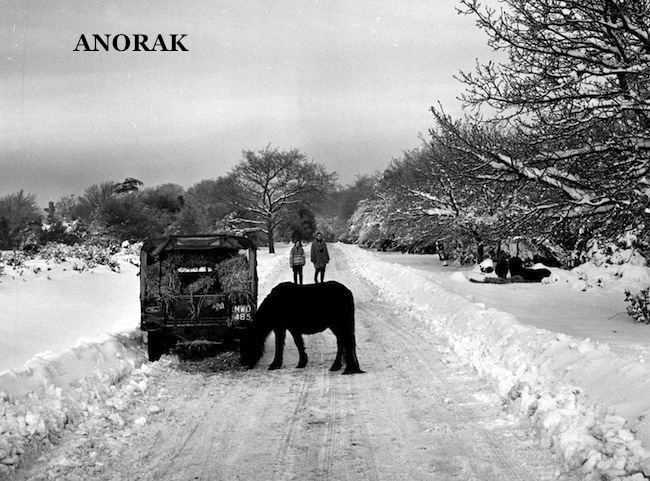 PA 15561881 Its warmer than 1963   Britains harshest winter in great photos and an epic video