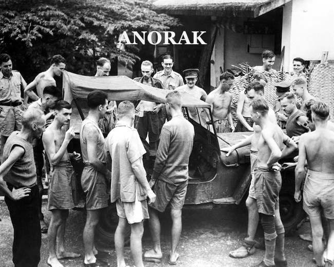 PA 8990867 In photos: Allied Prisoners of World War 2