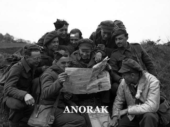 PA 9530008 In photos: Allied Prisoners of World War 2