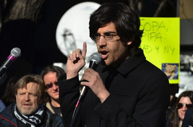 aaron swartz A words on Aaron Swartz, your RSS writer