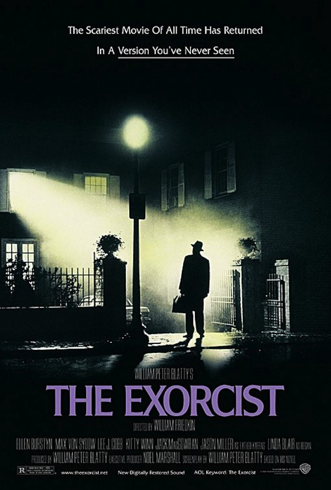 exorcist Paddington Bear film poster copies The Exorcist