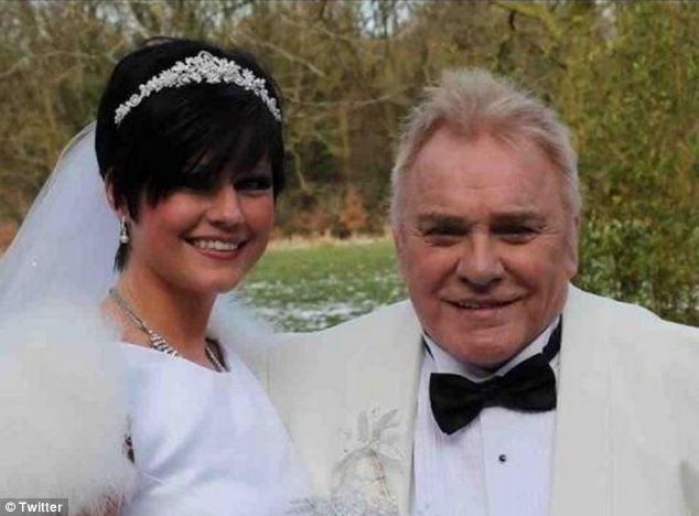 freddie starr twitter wedding Loading the dice against happy groom Freddie Starr