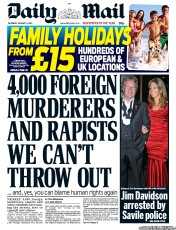 jim davidson 3 Jim Davidson: Michelle Cottons age, foreign rapists and Celebrity Big Brother