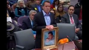 neil heslin 300x168 Sandy Hook massacre: How gun nuts and a biased media patronised Neil Heslin