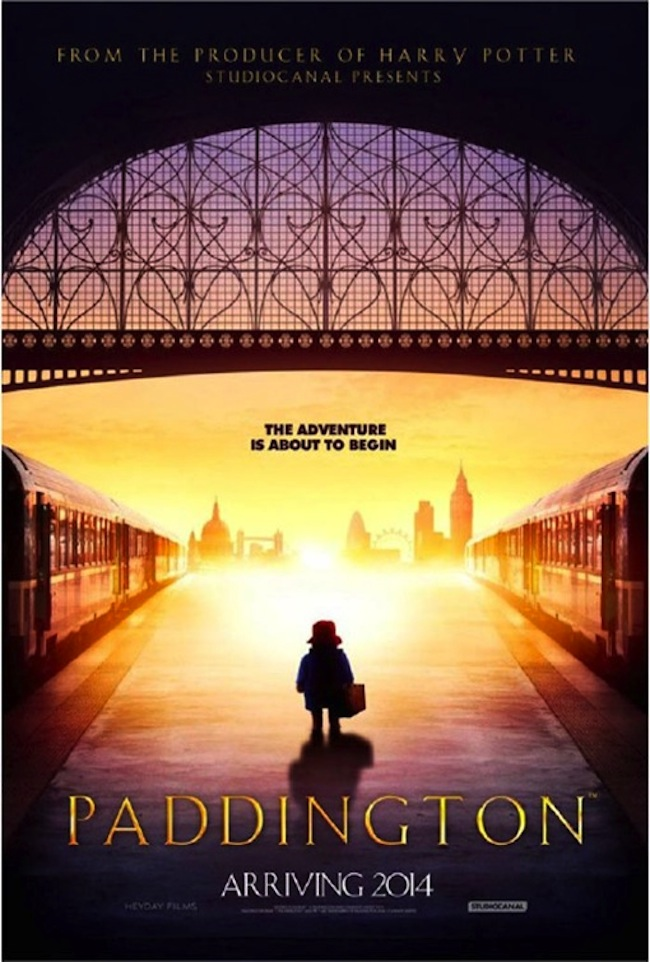 paddington exorcist Paddington Bear film poster copies The Exorcist