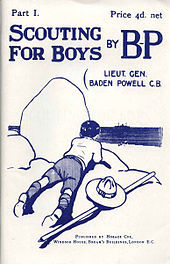scouting for boys Scouting for Boys extracts: Robert Baden Powell gave Pink Floyd their brick in the wall?