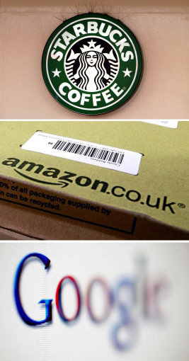 tax Those tax dodging swine at Amazon!