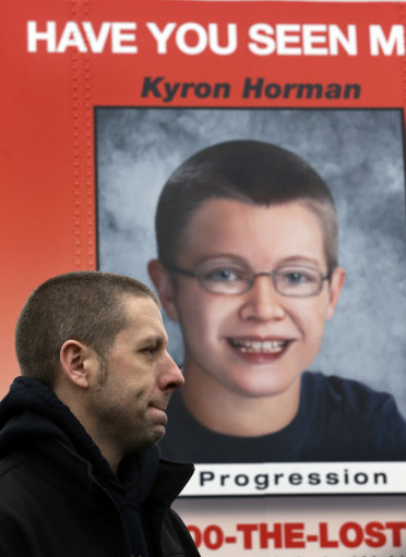 15660227 Kyron Horman: police, justice and media collude to create a secret criminal case from thin air