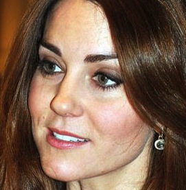CHI Magazine Pregnant Kate Middleton shows off her bikini curves on holiday in Mustique: the fury!