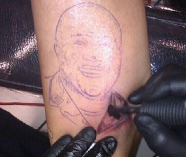 Christopher dorner tattoo I got a Christopher Dorner tattoo: Media turned a killer into a folk hero (Raoul Moat is dead)