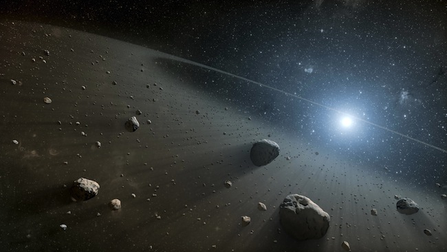 PA 15496594 Cosmos watch: Earth like planet spotted but Apophis is going to blow us up