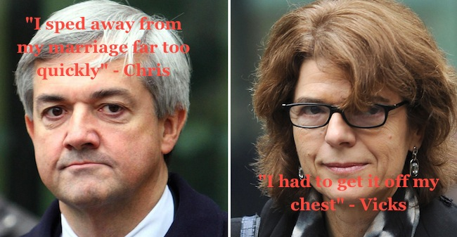 PA 15702084 Those Chris Huhne Vicky Pryce Tapes   a reality TV show beckons