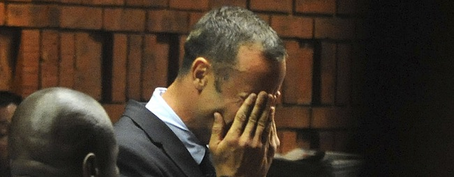 PA 15813801 1 Oscar Pistorius murder: steroids and the Devil made him do it