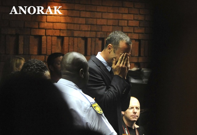 PA 15813801 Oscar Pistorius murder: no tears in court, Trish Taylors bitterness and taking sides