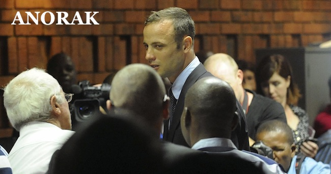 PA 15813806 Oscar Pistorius murder: no tears in court, Trish Taylors bitterness and taking sides