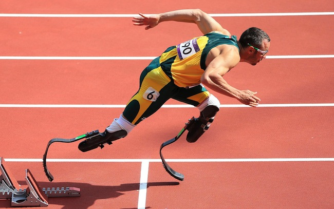 PA 15875382 Oscar Pistorius jokes: The funniest thing youll read about the killer Olympian