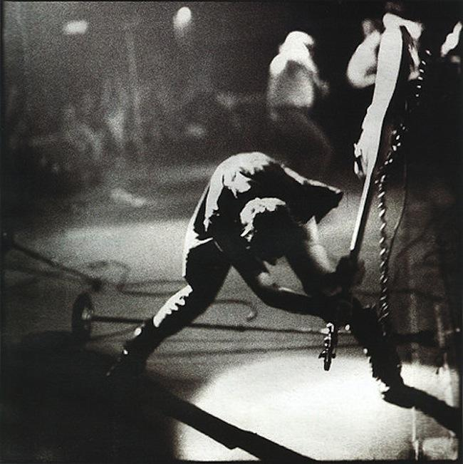 The Clash September 21, 1979: The Clash rock New Yorks The Palladium