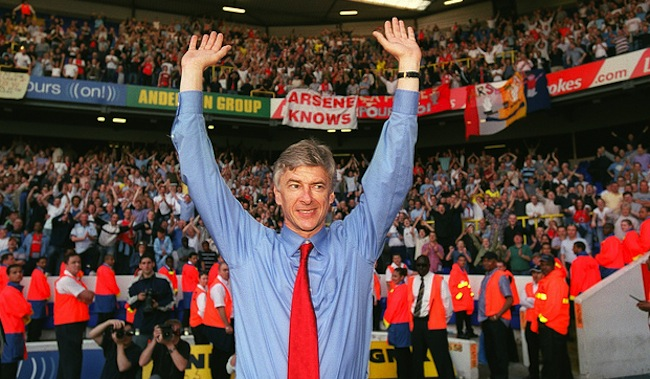 arsene knows Arsenal: Arsene Wenger is worth 16.6 points to the overachieving Gunners every season