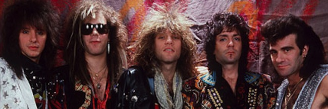 bon jovi goats Proof: Bon Jovi DID plagiarise the sound of goats on Livin On A Prayer