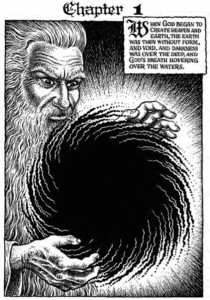 crumb bible 210x300 Study the Bible, with Robert Crumb's Book of Genesis