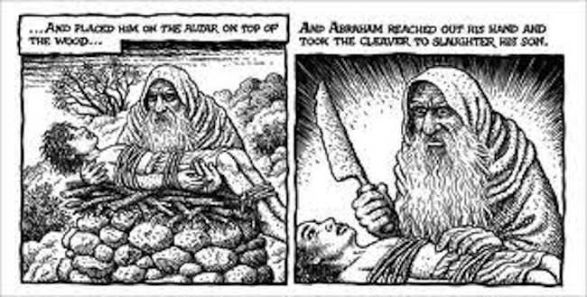 Study the Bible, with Robert Crumb's Book of Genesis