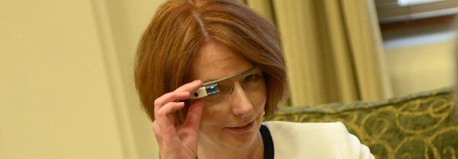 gillard glasses Julia Gillards jet powered glasses