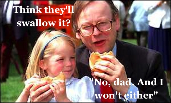 horse meat Horse meat: Would Peter Boddy please feed a burger to Cordelia Gummer?