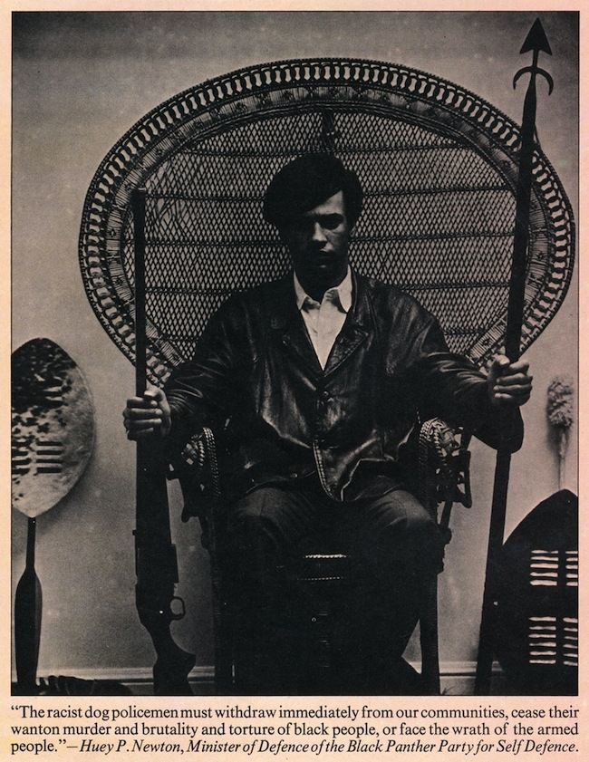 huey newton 12 Huey P. Newton and the Black Panther Party: a picture story 