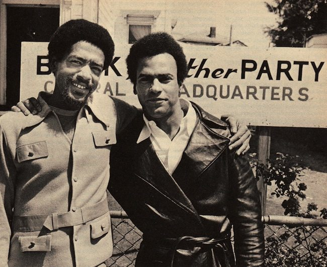 huey newton bobby searle Huey P. Newton and the Black Panther Party: a picture story 