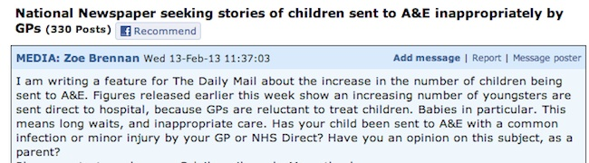 mumsnet daily mail Daily Mail takes on Mumsnet and loses horribly
