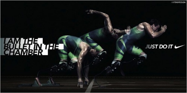 oscar murder bullet nike Oscar Pistorius murder: The Nike bullet ad is removed