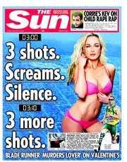 oscar murder Oscar Pistorius: Reeva Steenkamp is turning on the world   its what she would have wanted