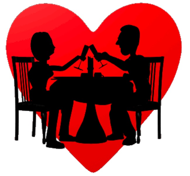 valentines day dinner1 Valentines Day: The most disastrous dinners for two: rows, murder and mayhem 