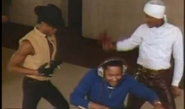 whodini So, Whodini, what is a rap attack?