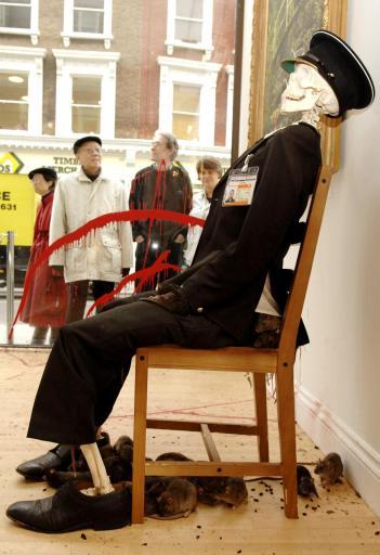 ARTS Banksy