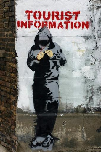 Banksy Graffiti - London